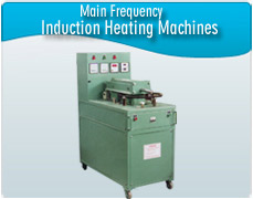 Mains Frequency Induction Heating Machines