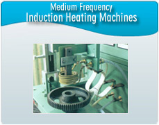 Medium Frequency Induction Heating Machines